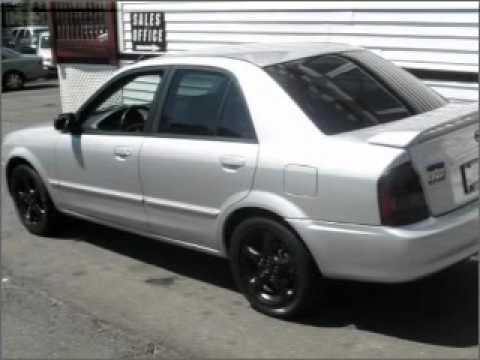 2001 Mazda Protege Bridgeport Ct Youtube