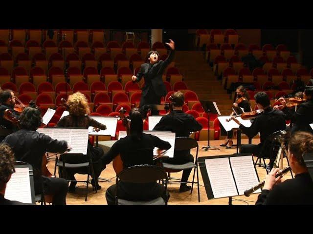Beethoven Symphony No. 5 - Taichi Fukumura, Orchestre Promethee