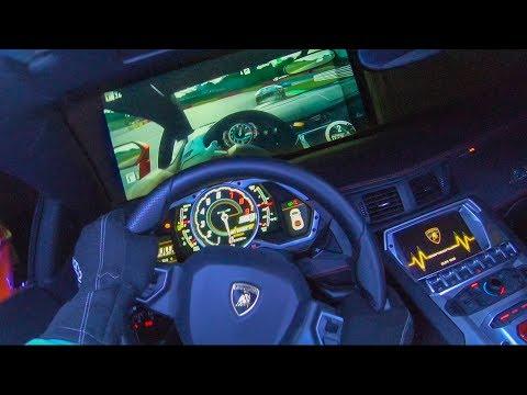 I converted my Lamborghini into an Xbox controller !