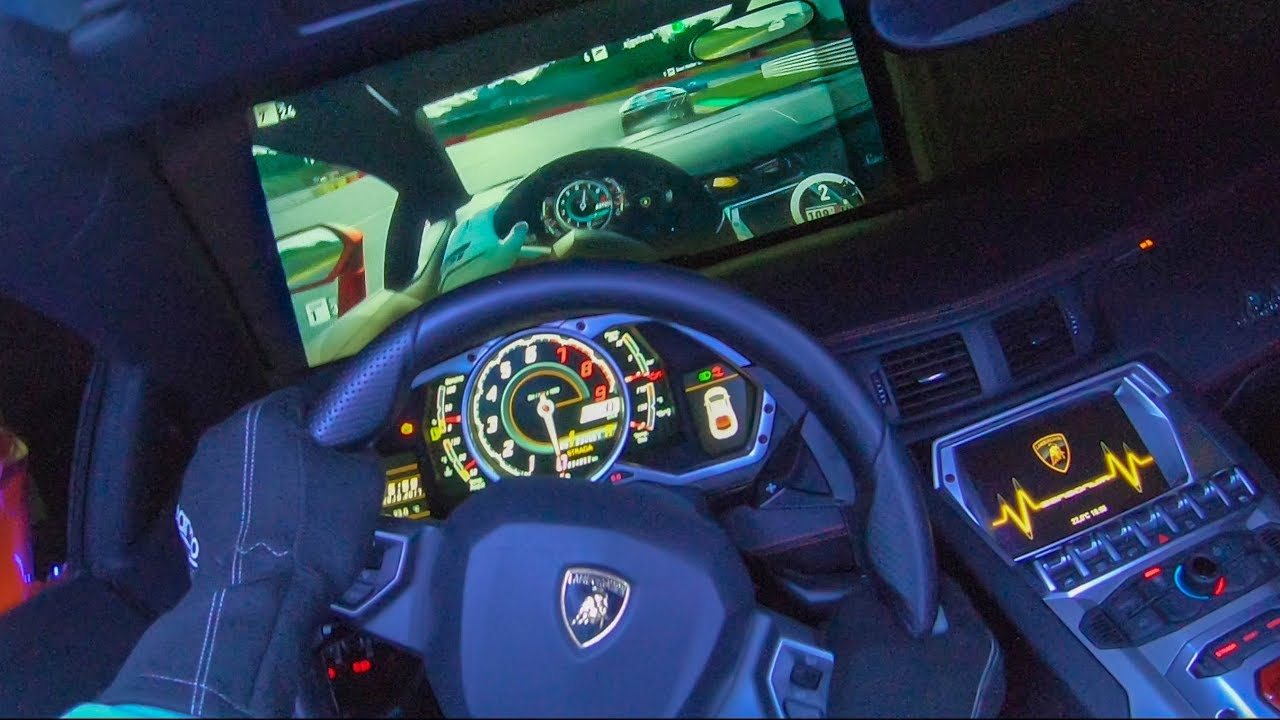 I Converted My Lamborghini Into An Xbox Controller Youtube