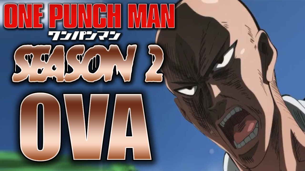 One Punch Man 2nd Season Ova 6 English Subbed Hd Animotv Slash