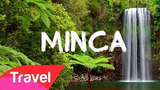 Minca - Colombia coffee plantations and waterfalls