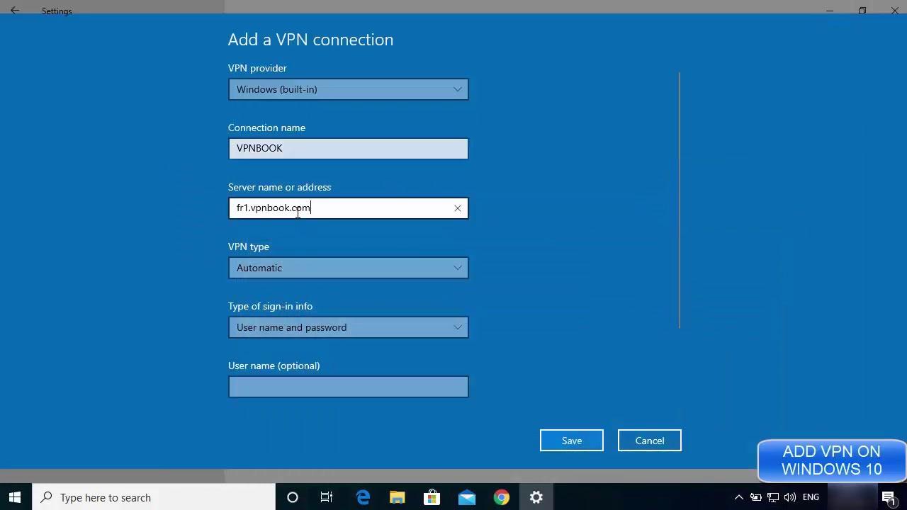 Tuto Vpn Windows Server 2021