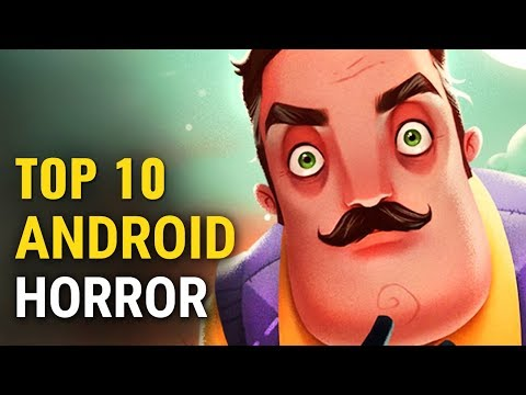 Top 10 Android Horror Games | Whatoplay