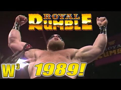 WWF Royal Rumble 1989 Review | Wrestling With Wregret