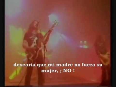 Motorhead- Poison (subtitulos En Español)