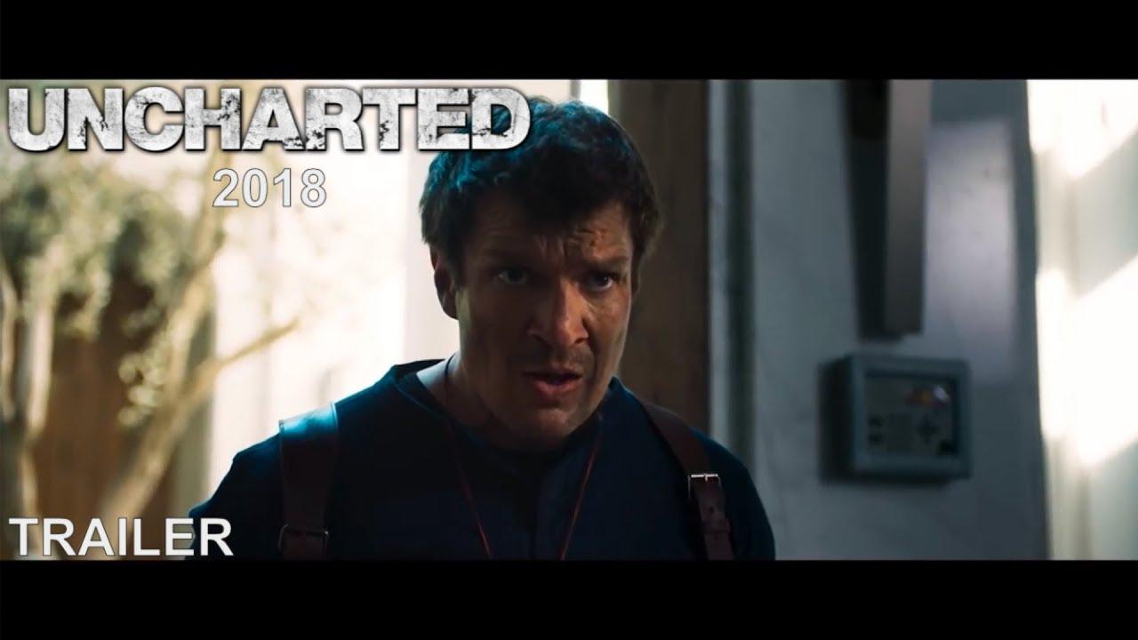 Uncharted Trailer Live Action Fan Film 2018 Nathan Fillion