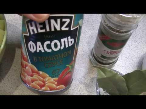 Суп фасолевый в мультиварке панасоник 18