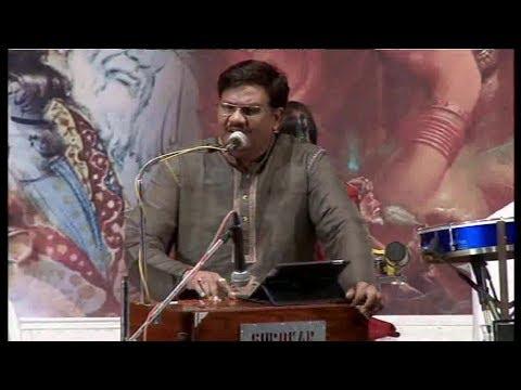 JASWANT SINGH SINGER LIVE GHAZAL SHOW at Bhaidas  Mumbai  avi 1