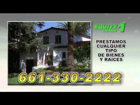 Equity 1 Loans ad in Spanish (Espanol)- Dan Cook - Bakersfield