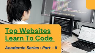#learntocodeforfree Best websites to learn coding Online  for free   Top Websites to Learn to Code screenshot 5