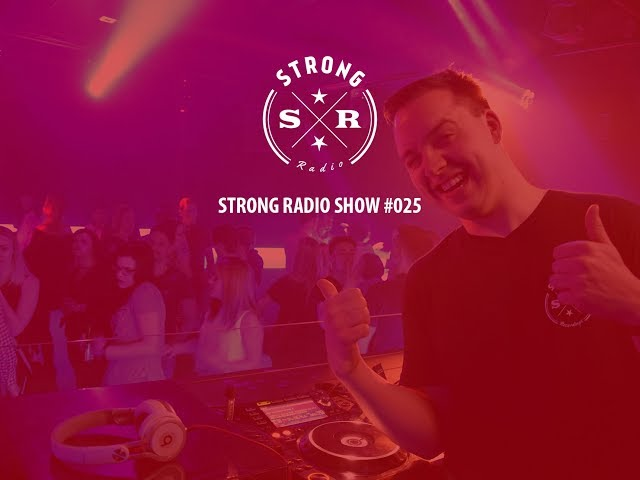 Strong Radio Show #025 -  Avicii Tribute (#SRS025)