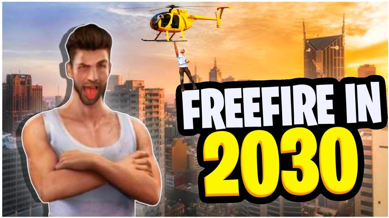 2030 সালে FreeFire কেমন হবে দেখেনিন || হেডফোন ছাড়া ভিডিও দেখবেন না প্লিজ_FreeFire Funny Video