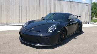 What It'S Like To Own A Manual Porsche Gt3!
