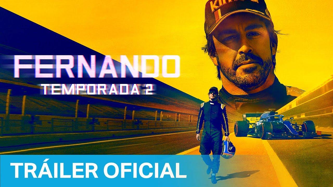 Fernando - Temporada 2 - Tráiler Oficial   Prime Video España - Amazon Prime Video España