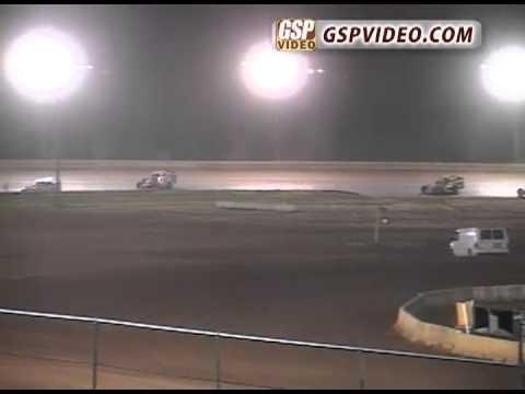 Big Block Modifieds - 9/29/2012 - Bridgeport Speedway