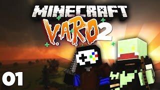 Minecraft VARO 2 #1 - DER START! #RaupenTumor