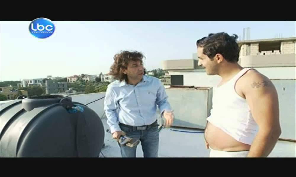 Ktir Salbeh Show - Episode 19 - لطيف بالخزان