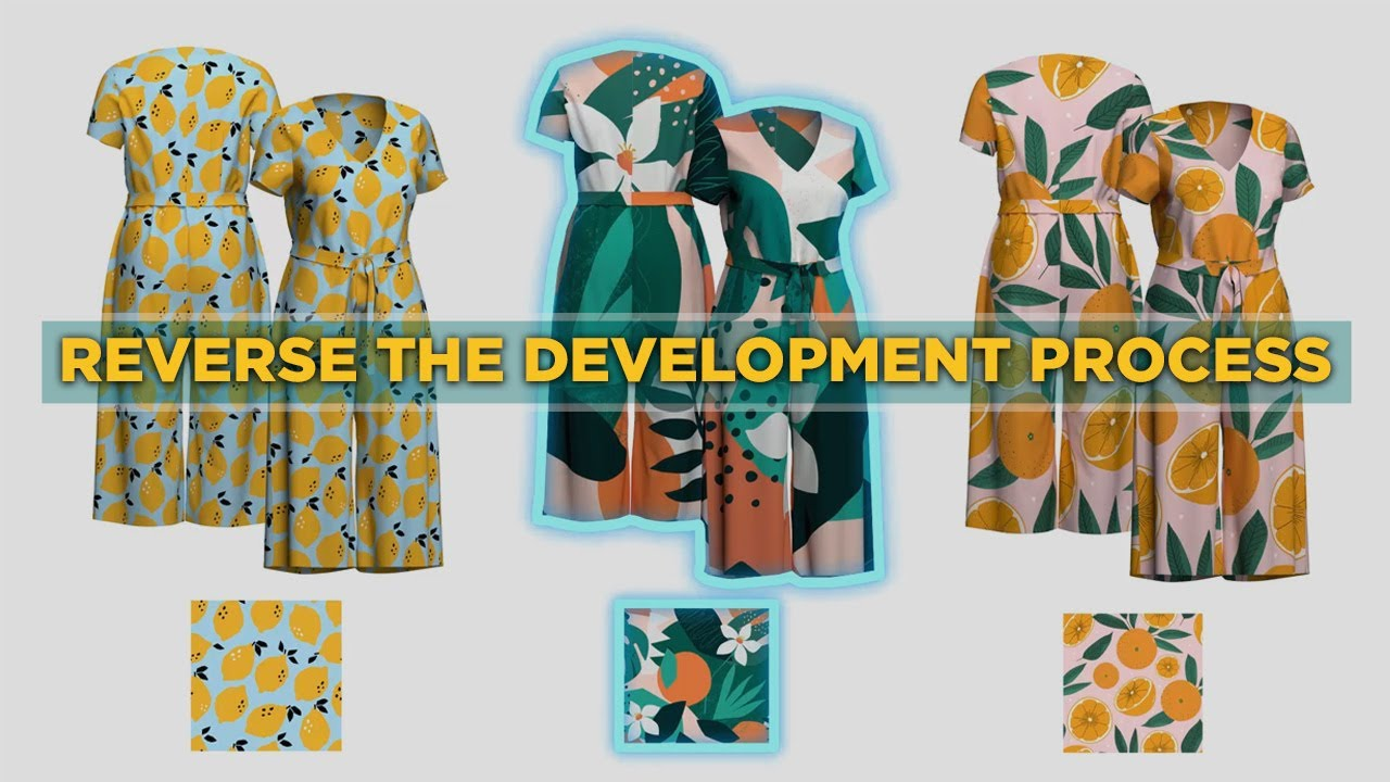 What Is 3d Design Tukatech Fashion Technology Design Software