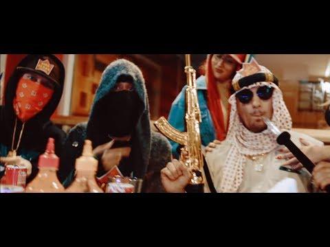 KEBAB - Slim Mill x Fatboy L x A$AP Vergi