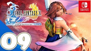 Final Fantasy X [Switch] - Gameplay Walkthrough Part 9 Celestial Weapons (1/3)
