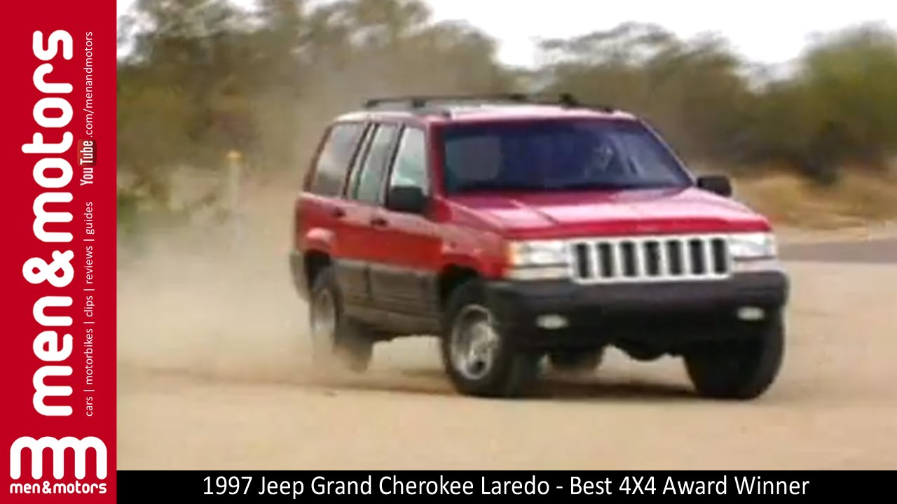 1997 Jeep Grand Cherokee Laredo   Best 4X4 Award Winner   YouTube