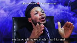 Watch how Denilson Igwe is Ready to Contest 2019 Presidential Election