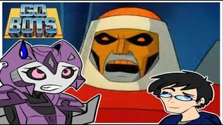 Gobots ::Jetstream and Tech's reactions:: Episode 1