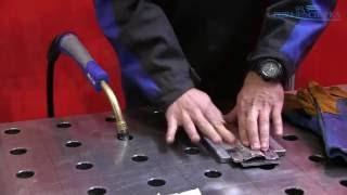 Сварка металла с использованием керамических подкладок MOST(Керамические подкладки MOST используются с целью увеличения производительности сварки при применении высок..., 2016-09-05T07:26:18.000Z)