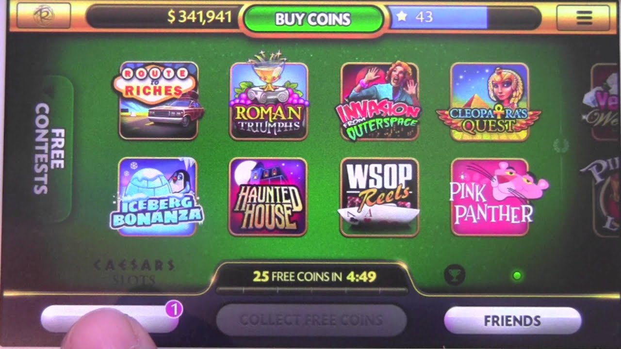 Caesars Slots App Review