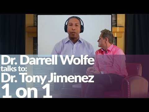 Dr. Darrell Wolfe & Dr. Tony Jimenez: What Is Hope4Cancer?
