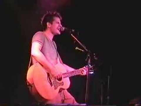 Matt Nathanson - Livin On A Prayer - 6/29/2002