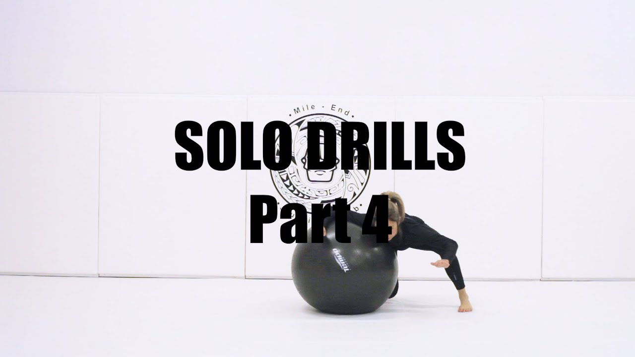 SOLO DRILLS PART 4