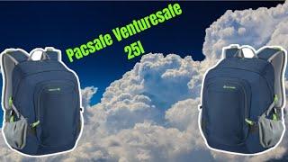 Pacsafe Venturesafe 25l GII Travel Daypack Backpack Review
