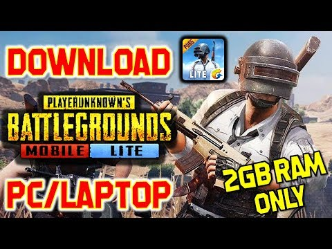 PUBG Mobile Lite For 2GB Ram Pc Without Graphic Card | Error Fixed Simulator Limit Server Is Busy