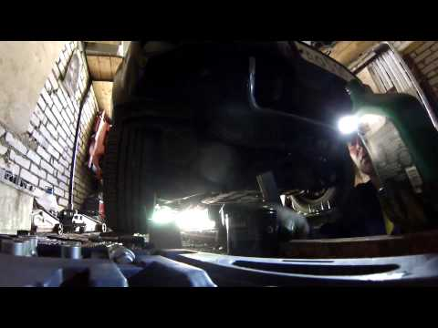 Замена масла в двигателе за 5 минут Jeep Grand Cherokee 5.7