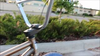 BMX In Downtown St Cloud ( Worst Crash Of My Life)