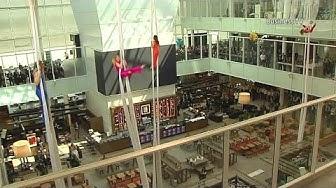 Neues Satellitenterminal am Flughafen München - Brennpunkt Wirtschaft