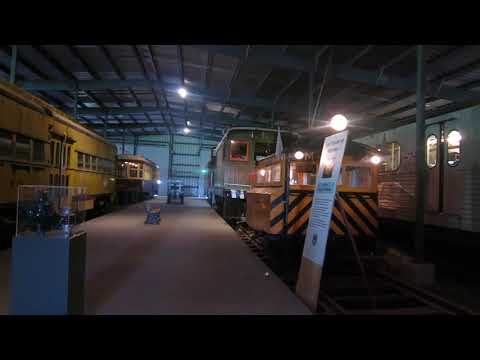 Vintage TTC Streetcars, Subway Cars, and Buses at the Halton Transit Museum (Credits in Description)