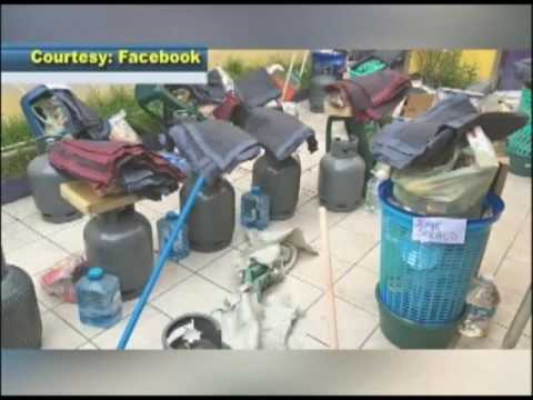 Agencies collaborate relief efforts for the fire victims on Ambergris Caye