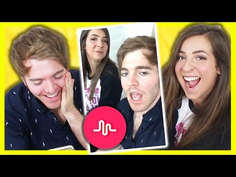 Thumbnail: TRYING MUSICAL.LY with THE GABBIE SHOW!