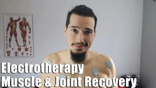 Electrotherapy for Muscle Recovery & Joint Pain Relief