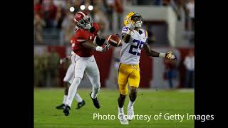 Drew DeArmond Previews Alabama/LSU and the First CFB Playoff Rankings
