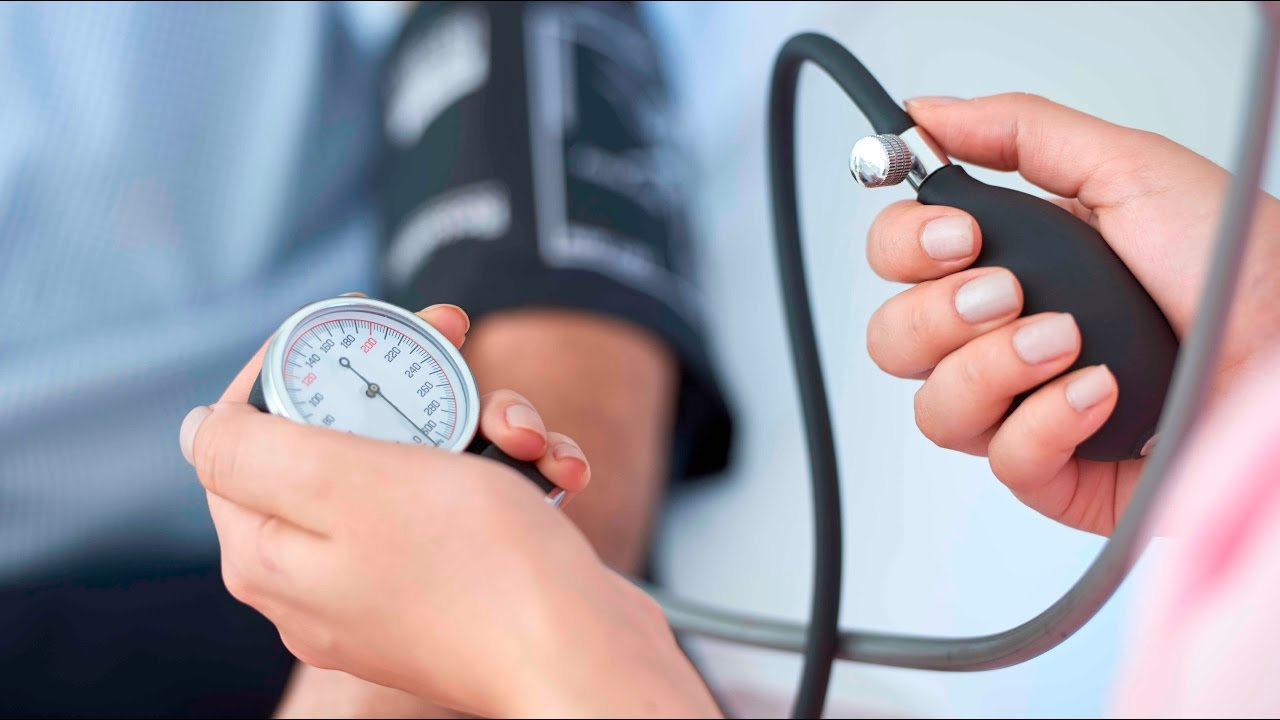 What you need to know about high blood pressure