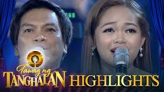 tawag ng tanghalan the revelation of the the top 2 and bottom 2