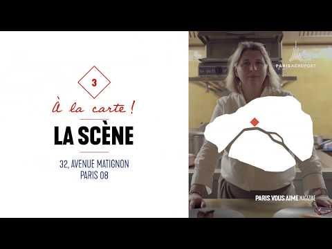 Paris vous aime Magazine : coup de coeur pour La Scène de Stéphanie Le Quellec