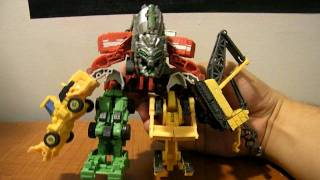 Legends/ EZ Collection DEVASTATOR