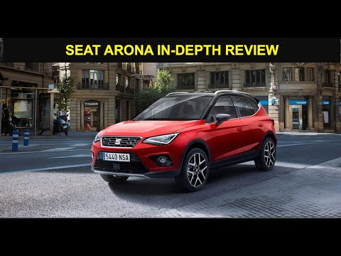 Seat Arona Review - Better than the Audi Q2?