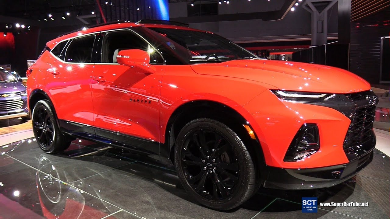 2020 Chevrolet Blazer RS - Exterior and Interior ...