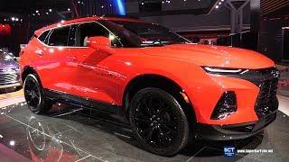 2020 Chevrolet Blazer RS - Exterior and Interior Walkaround - 2019 New York Auto Show
